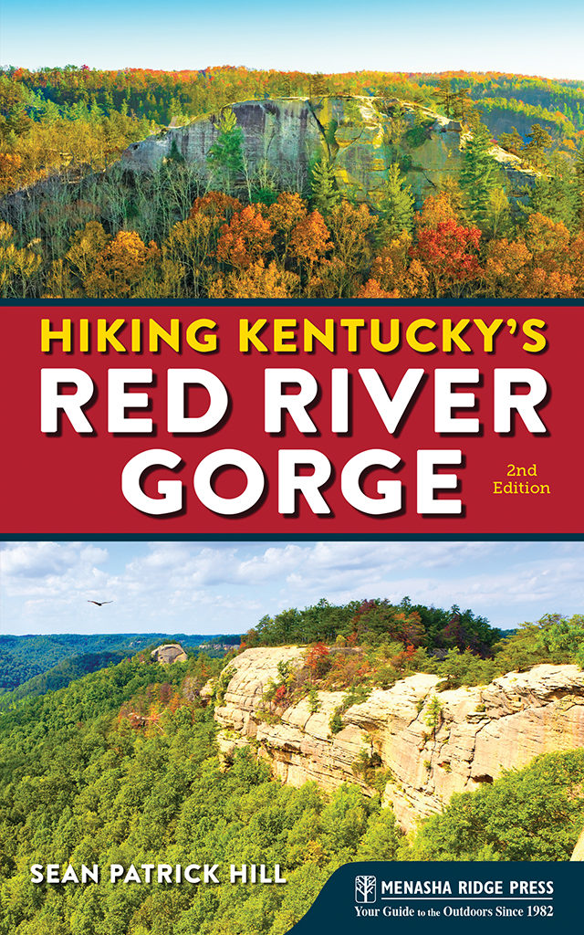 Hiking Kentucky's Red River Gorge cover