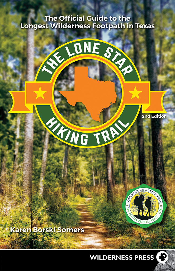 The Lone Star Hiking Trail cover