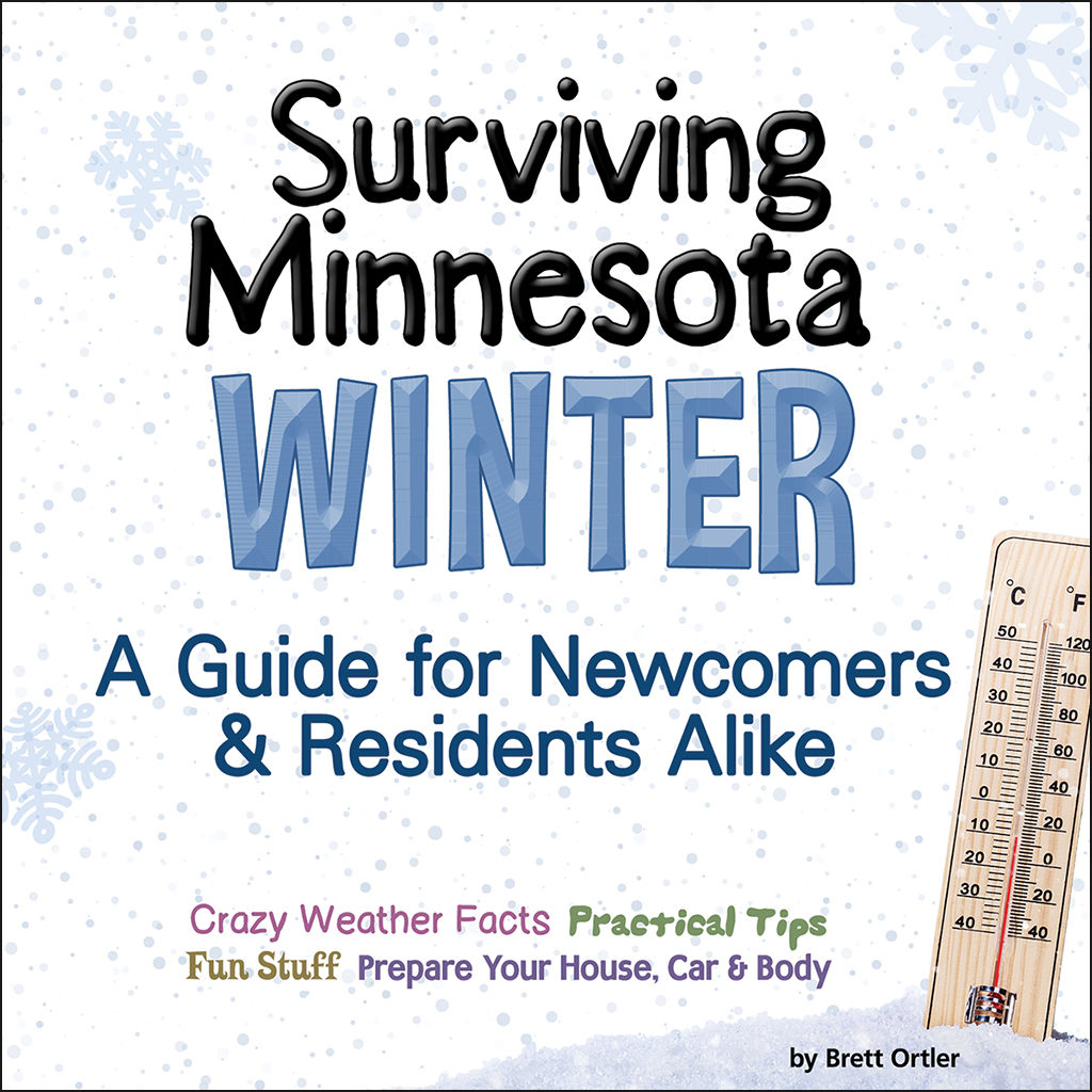 Surviving Minnesota Winter book cover