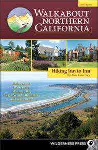 Walkabout Northern California book cover by Tom Courtney
