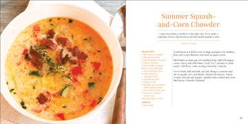 Summer Squash & Corn Chowder