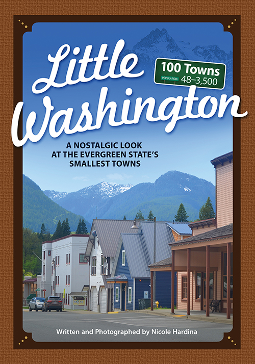 Little Washington Book Cover